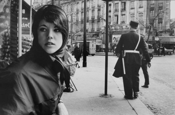 Boulevard Saint-Germain, Wim van der Linden  - 1961